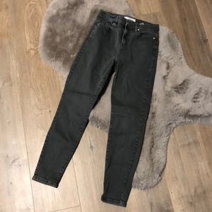 🧨 DYNAMITE high rise Skinny Jeans KATE Army Green